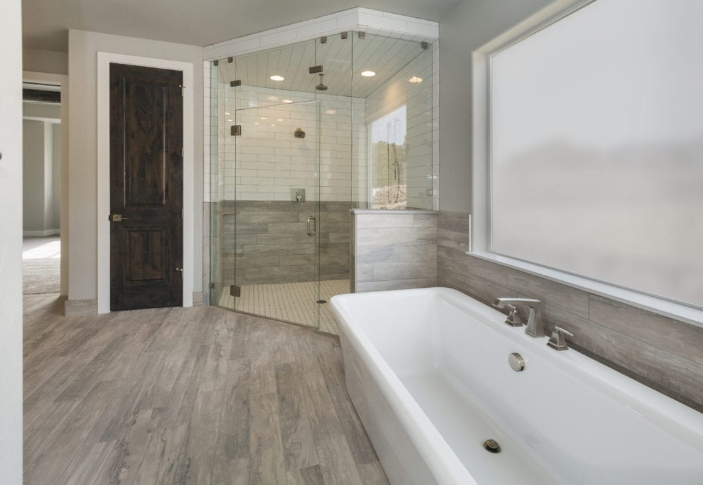 custom frameless shower enclosure - Shower Doors of Nashville