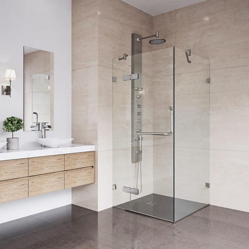 frameless shower 1 - Shower Doors of Nashville