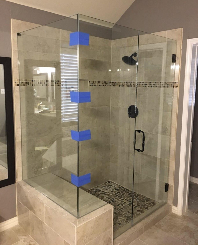 frameless shower doors img 2167 custom bathroom mirrors and decorative glass from Shower Doors of Nashville