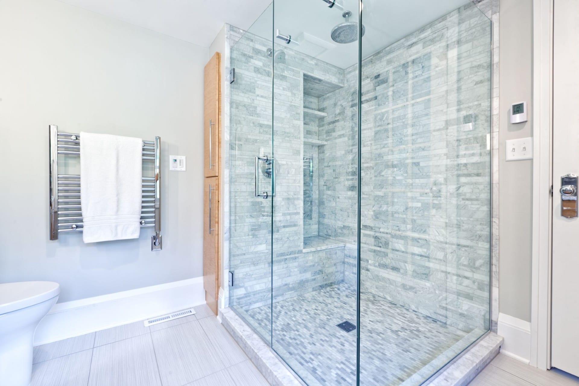 framless shower 5 - Shower Doors of Nashville