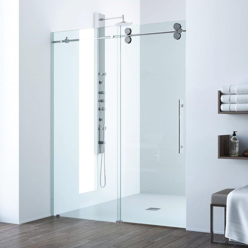 sliding frame shower doors - Shower Doors of Nashville