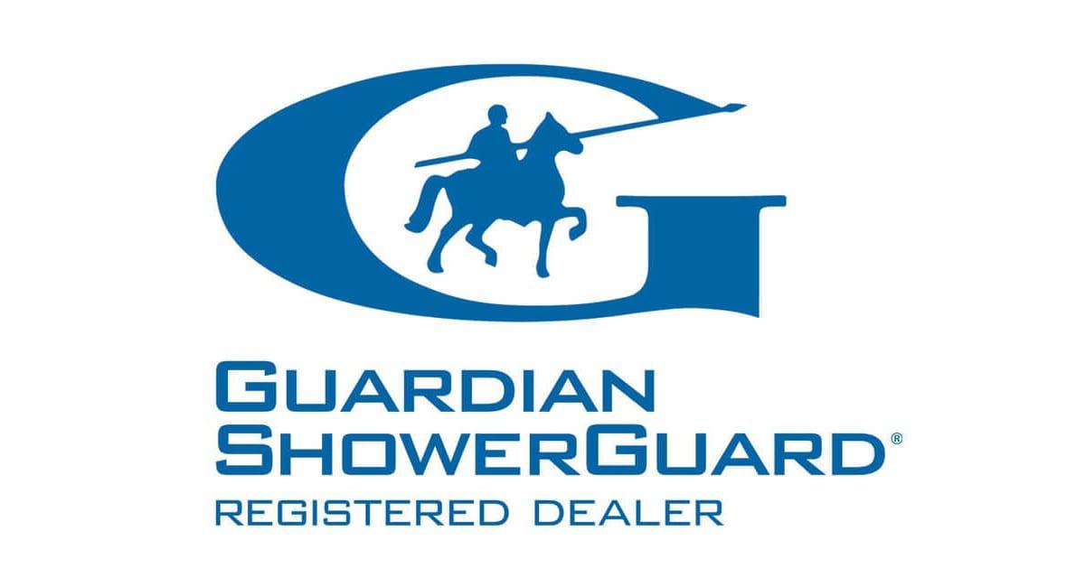 guardian showerguard dealer custom bathroom mirrors and decorative glass from Shower Doors of Nashville