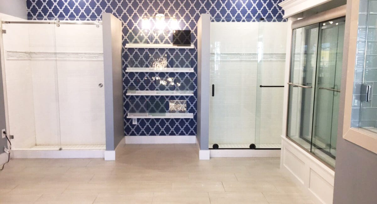 low iron glass bathroom mirrors and decorative glass from Shower Doors of Nashville
