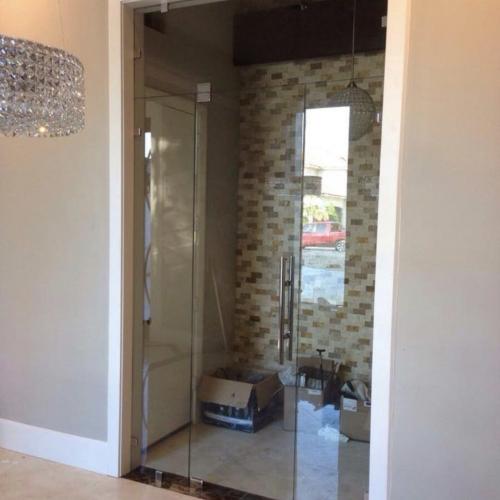frameless custom frame doors img 2169 - Shower Doors of Nashville